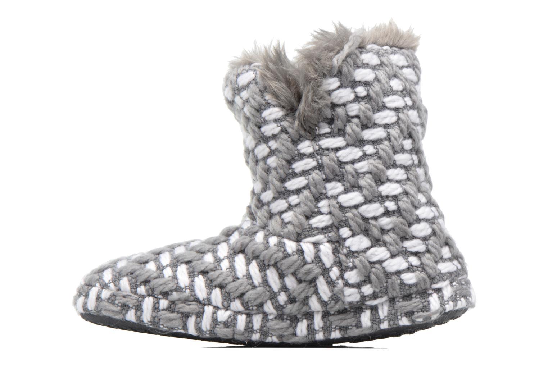 Pantoffels Esprit KNITTY BOOTIE Grijs voorkant