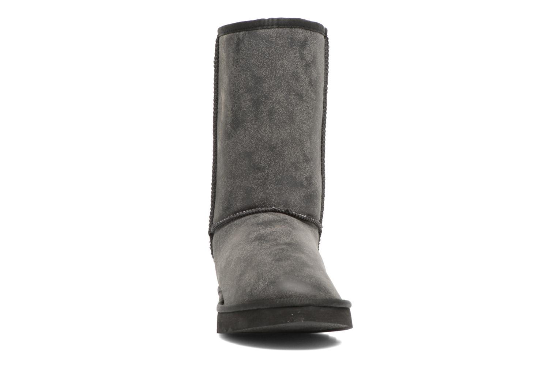 Stivali Esprit UMA VINTAGE BOOT Nero modello indossato