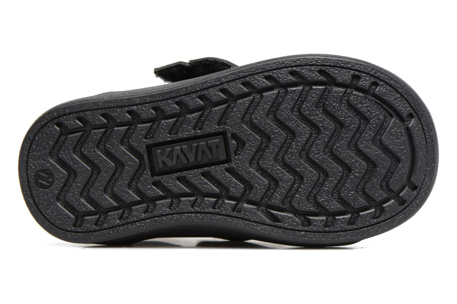 Ankle boots Kavat Fiskeby XCF Black view from above