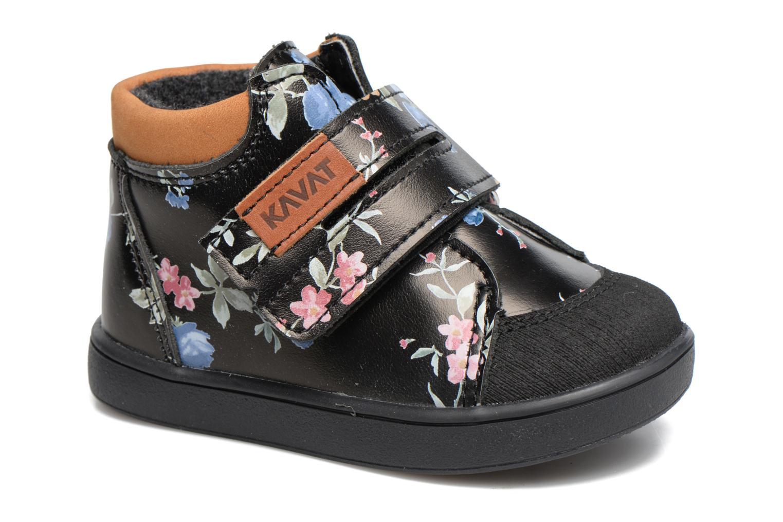 Boots en enkellaarsjes Kavat Fiskeby XCF Zwart detail