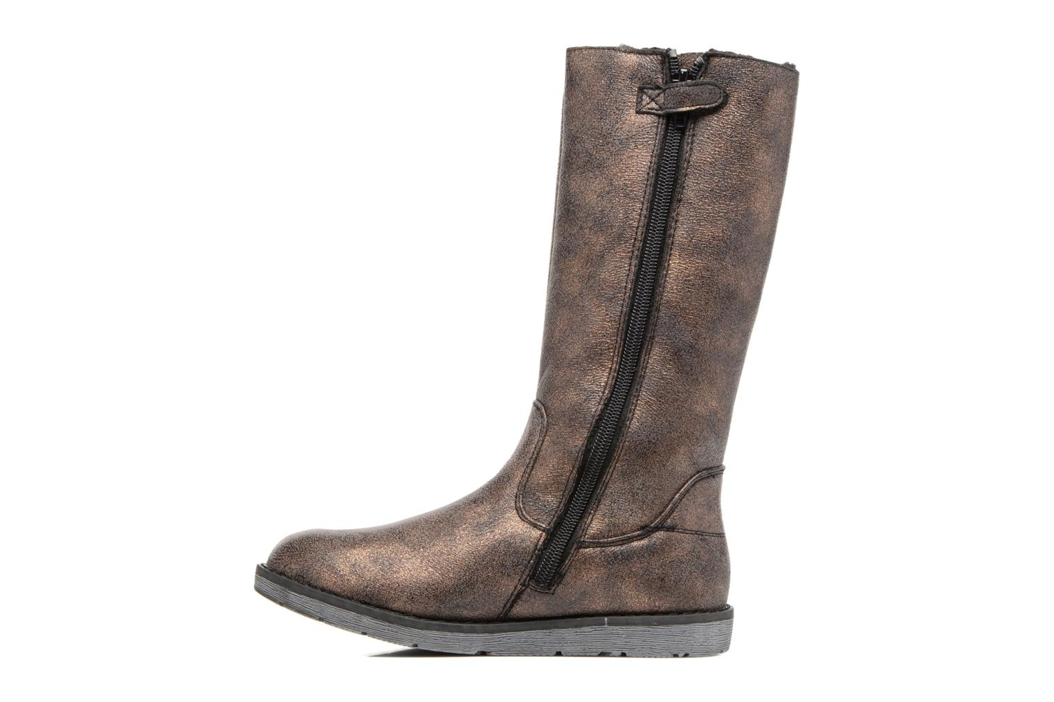 Boots & wellies Mod8 Altana Brown front view