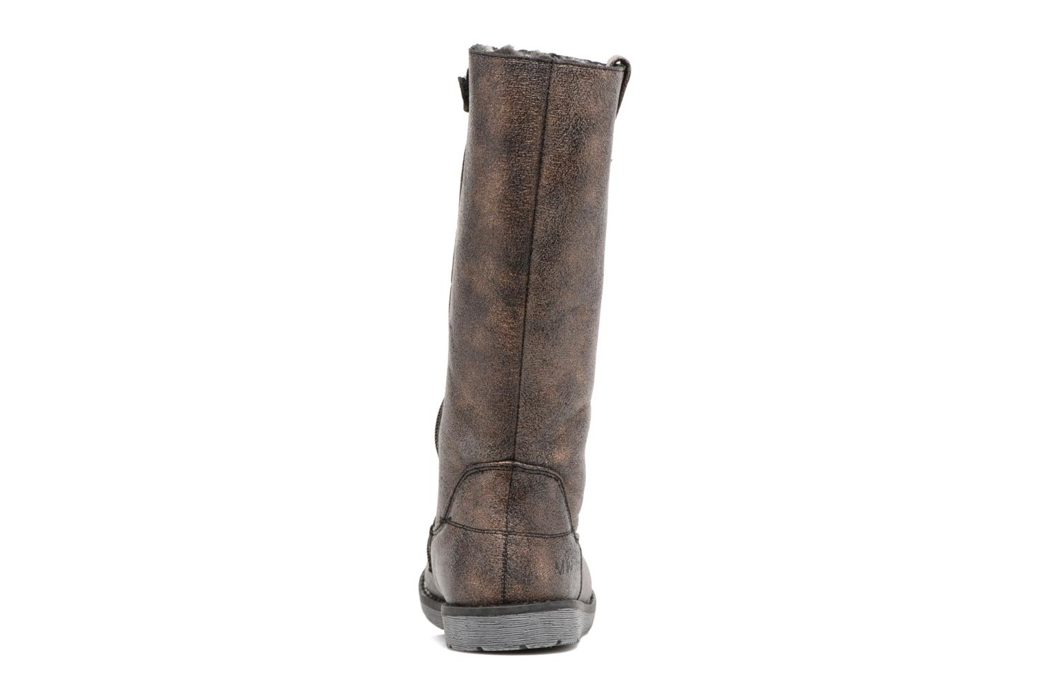 Boots & wellies Mod8 Altana Brown view from the right