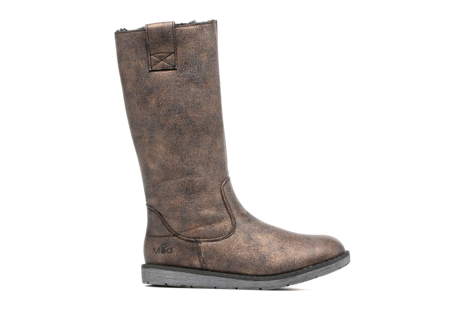 Boots & wellies Mod8 Altana Brown back view