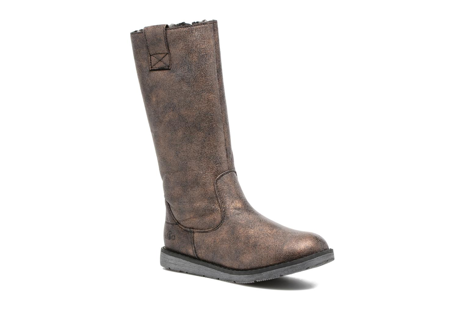 Boots & wellies Mod8 Altana Brown detailed view/ Pair view