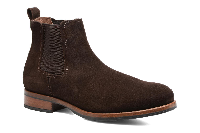 Bottines et boots Mr SARENZA Stasi Marron vue droite