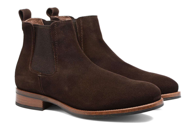 Bottines et boots Mr SARENZA Stasi Marron vue derrière