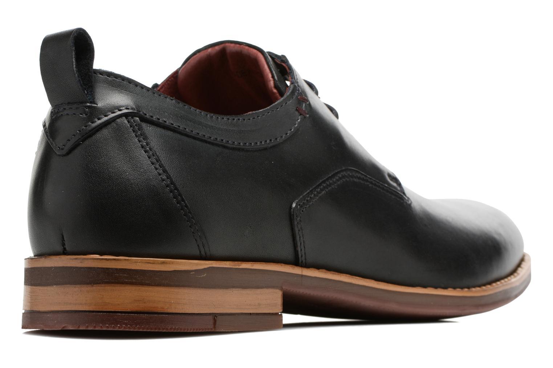 Chaussures à lacets Mr SARENZA Scano Bleu vue face