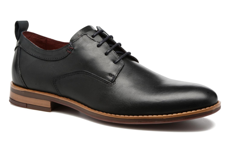 Chaussures à lacets Mr SARENZA Scano Bleu vue droite