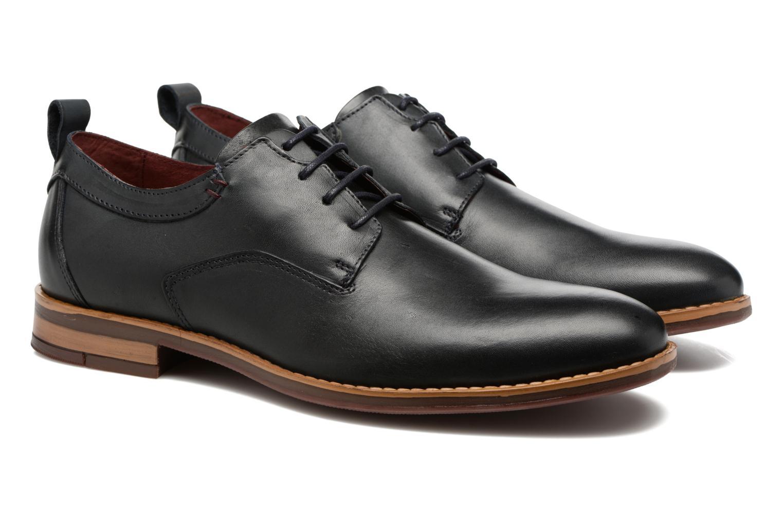Chaussures à lacets Mr SARENZA Scano Bleu vue derrière