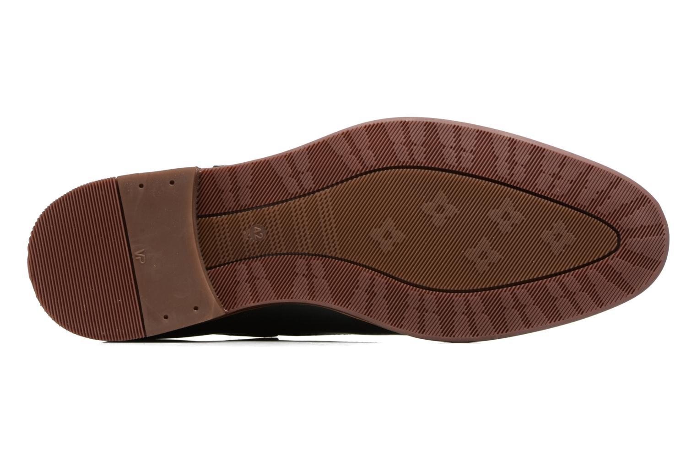 Chaussures à lacets Mr SARENZA Scano Bleu vue haut