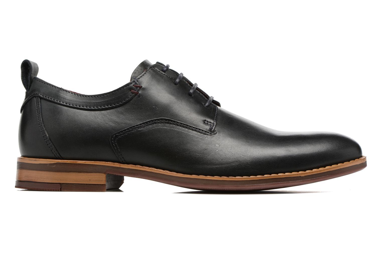 Chaussures à lacets Mr SARENZA Scano Bleu vue détail/paire