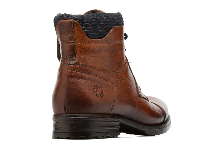 Bottines et boots Mr SARENZA Serando Marron vue face