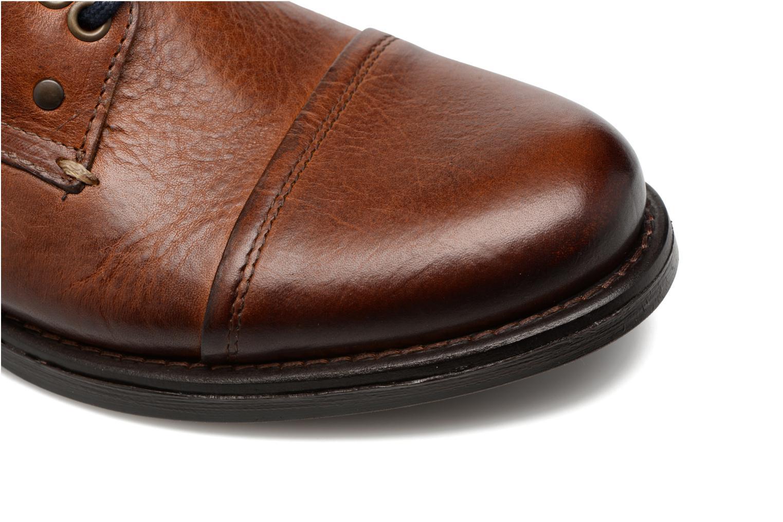 Bottines et boots Mr SARENZA Serando Marron vue gauche