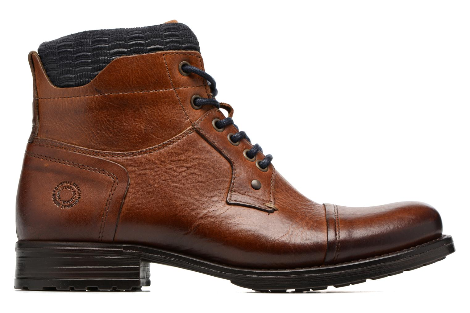 Ankle boots Mr SARENZA Serando Brown detailed view/ Pair view