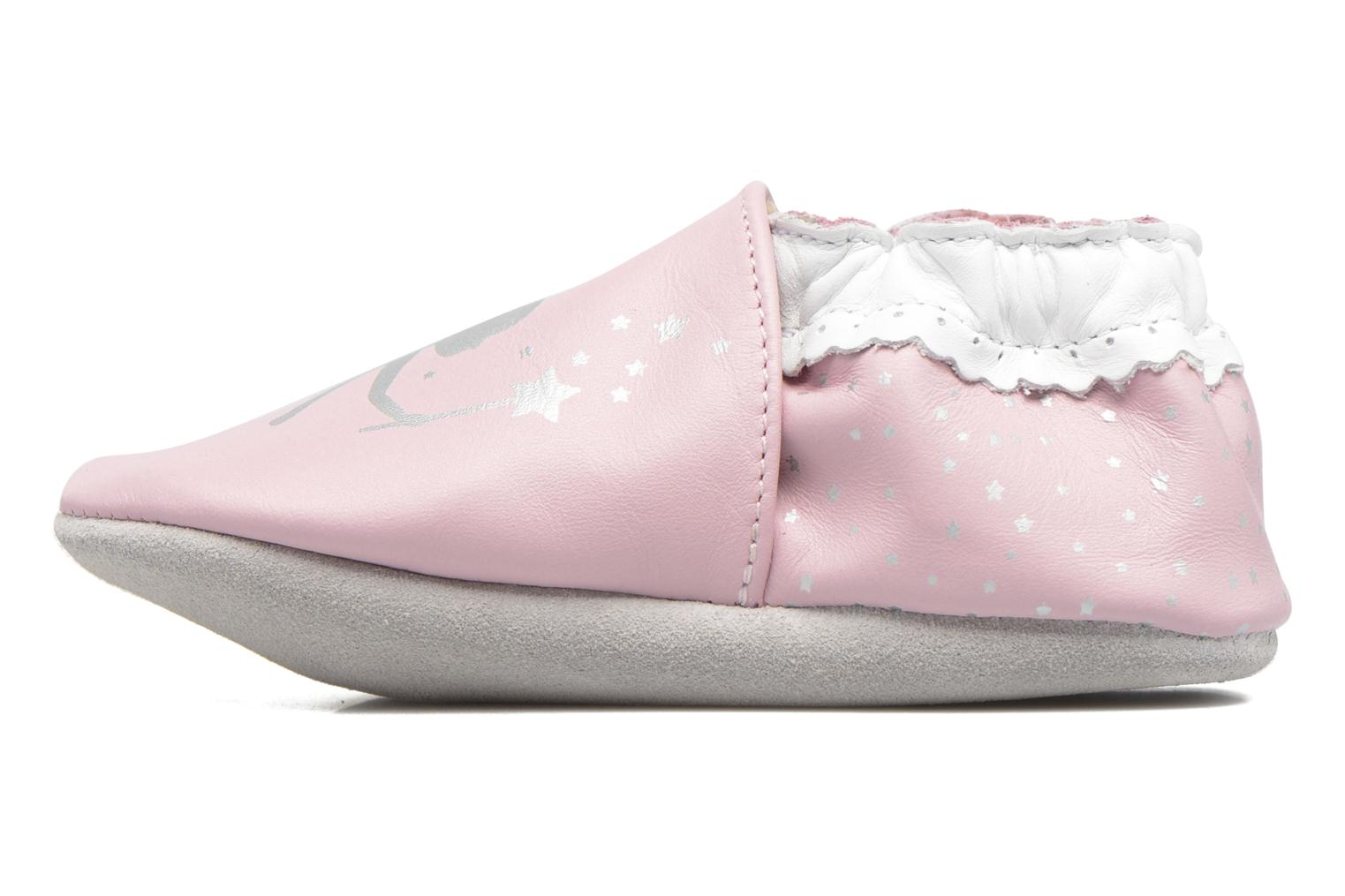 Chaussons Robeez Fairy Dream Rose vue face