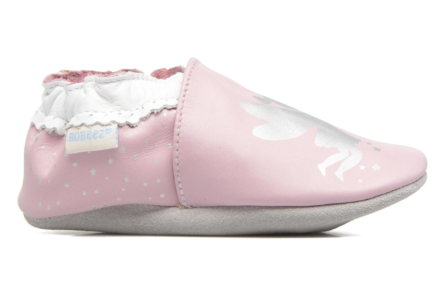 Slippers Robeez Fairy Dream Pink back view