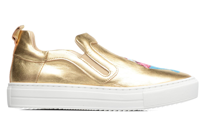 Sneakers Apologie Ice Cream Oro e bronzo immagine posteriore