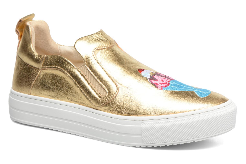 Sneakers Apologie Ice Cream Oro e bronzo vedi dettaglio/paio