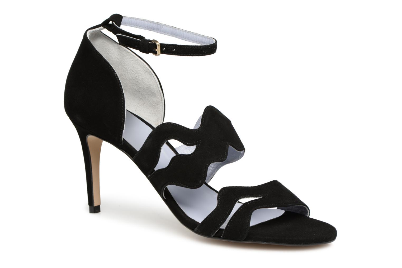 Grandes descuentos últimos zapatos Apologie Polo (Negro) - Sandalias Descuento