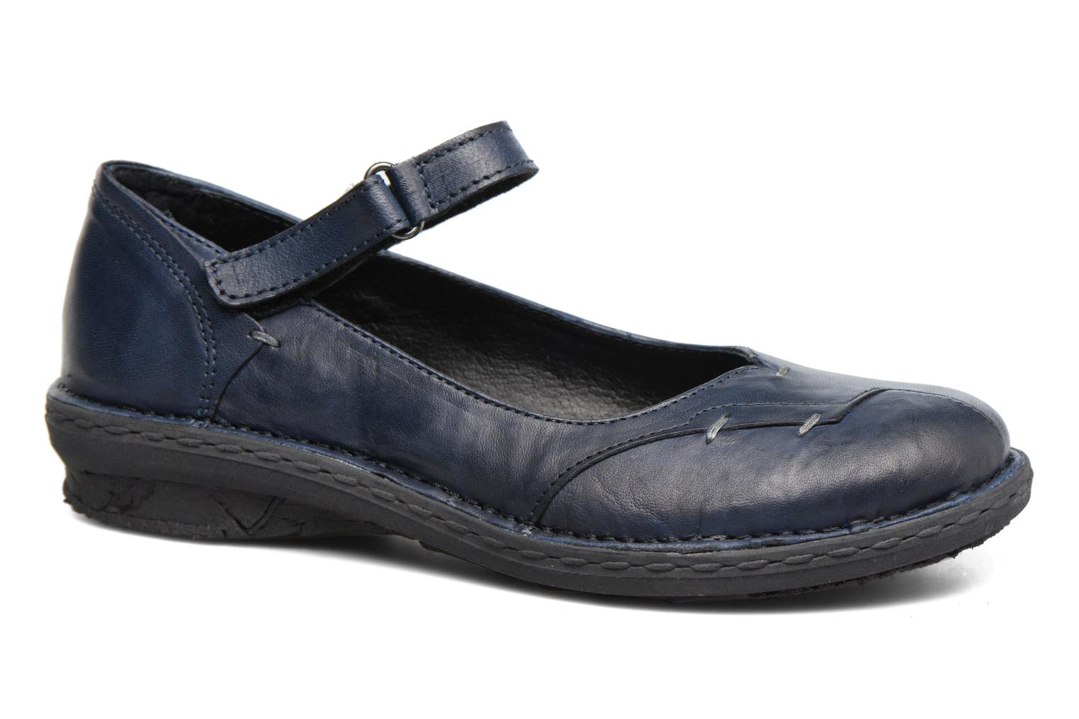 Ballet pumps Khrio Imul Blue detailed view/ Pair view