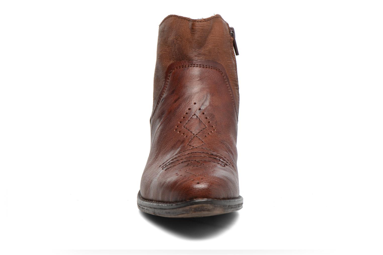 Bottines et boots Khrio Duilum Marron vue portées chaussures