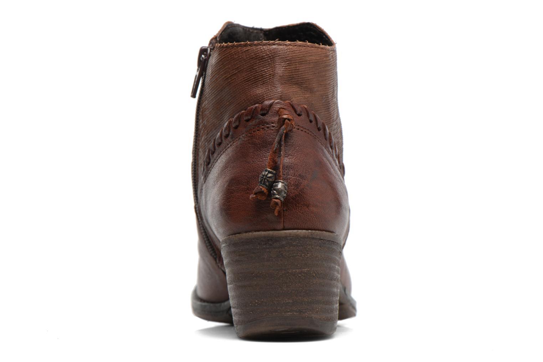 Boots en enkellaarsjes Khrio Duilum Bruin rechts