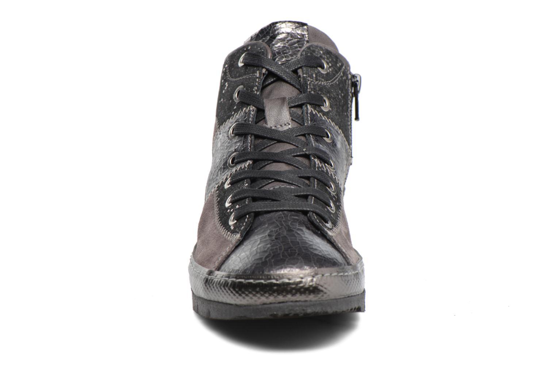 Baskets Khrio Limriel Gris vue portées chaussures