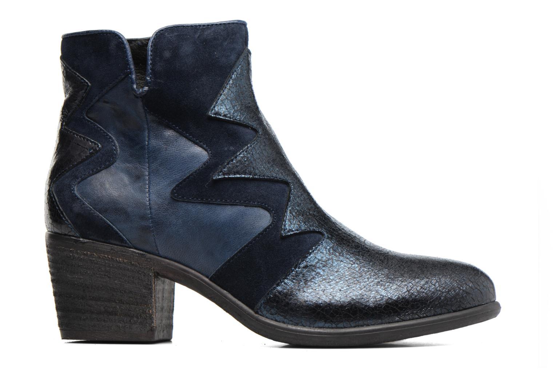 Bottines et boots Khrio Sheltarie Bleu vue derrière
