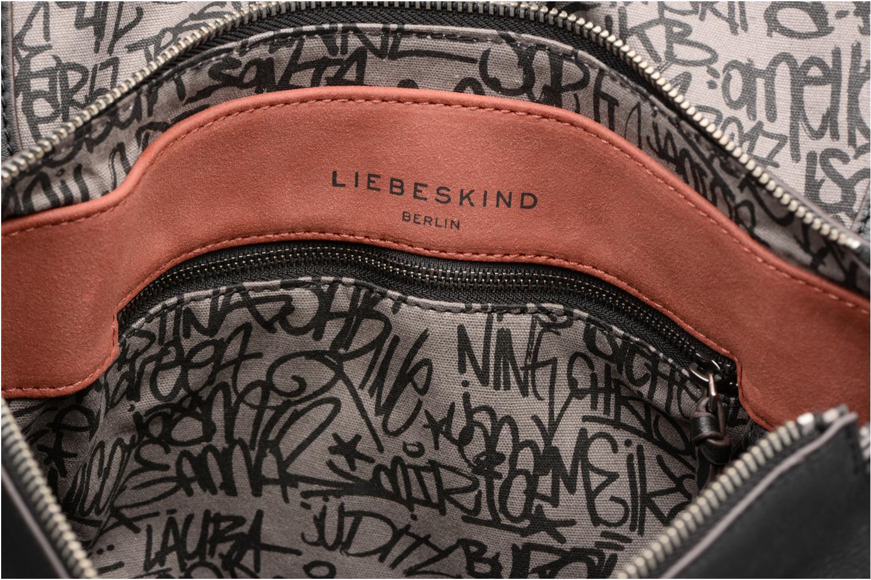 Sacs à main Liebeskind Berlin PAOLA H7 Noir vue derrière