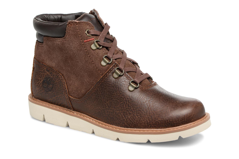Stiefeletten & Boots Timberland TN Prescott Park Hiker braun detaillierte ansicht/modell