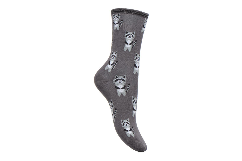 Chaussettes Anna Raccon Dark Grey