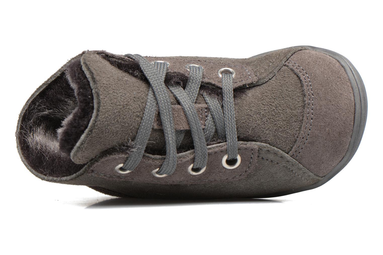Stiefeletten & Boots Richter Minki grau ansicht von links