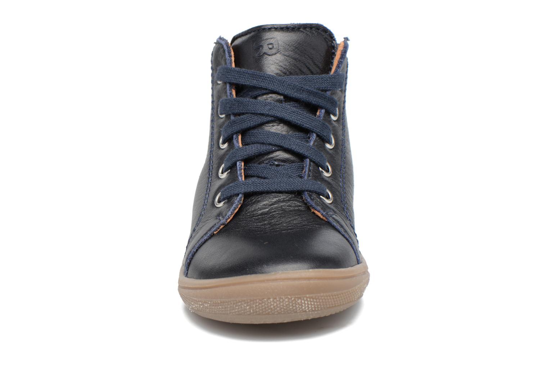 Bottines et boots Richter Erni Bleu vue portées chaussures