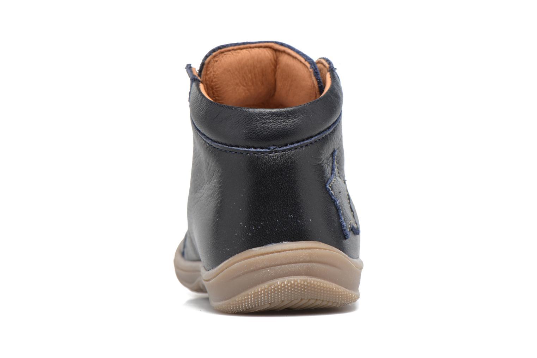 Bottines et boots Richter Erni Bleu vue droite
