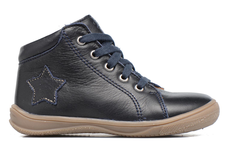 Bottines et boots Richter Erni Bleu vue derrière