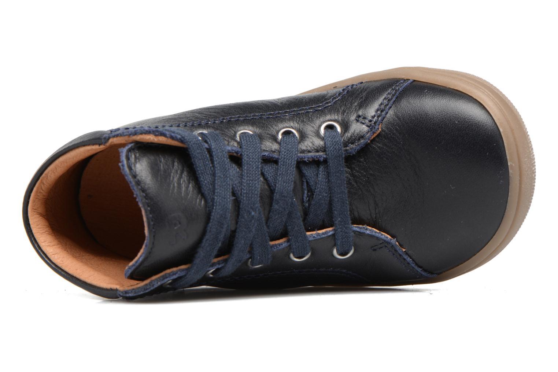 Bottines et boots Richter Erni Bleu vue gauche