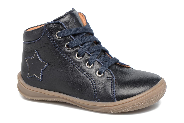Bottines et boots Richter Erni Bleu vue détail/paire
