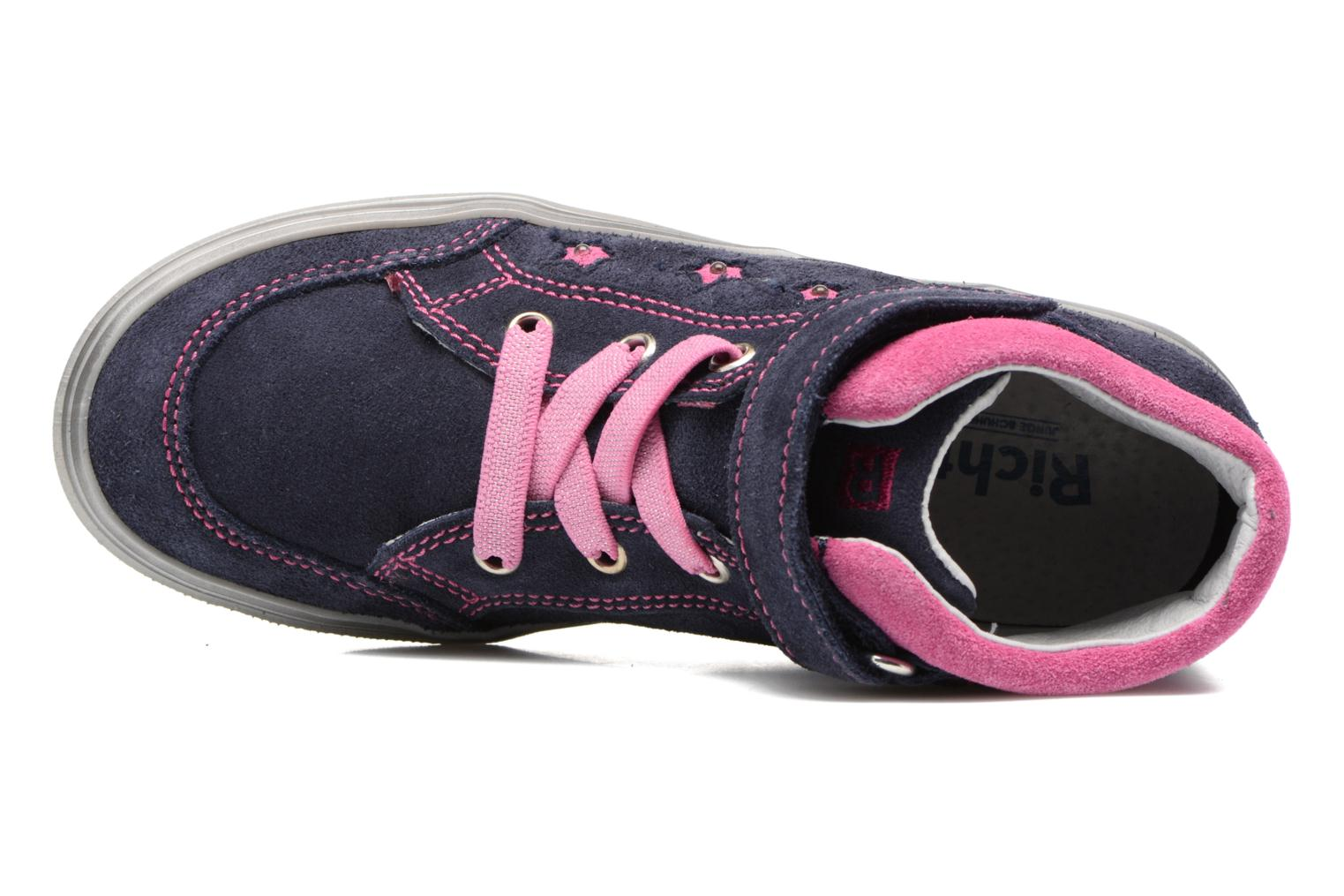 Sneakers Richter Elly Azzurro immagine sinistra