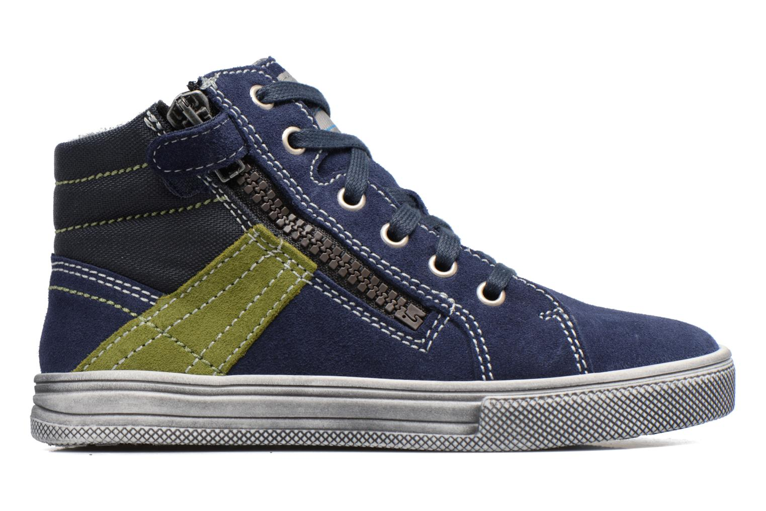 Trainers Richter Ludvik Blue back view