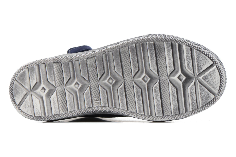 Sneaker Richter Ludvik blau ansicht von oben