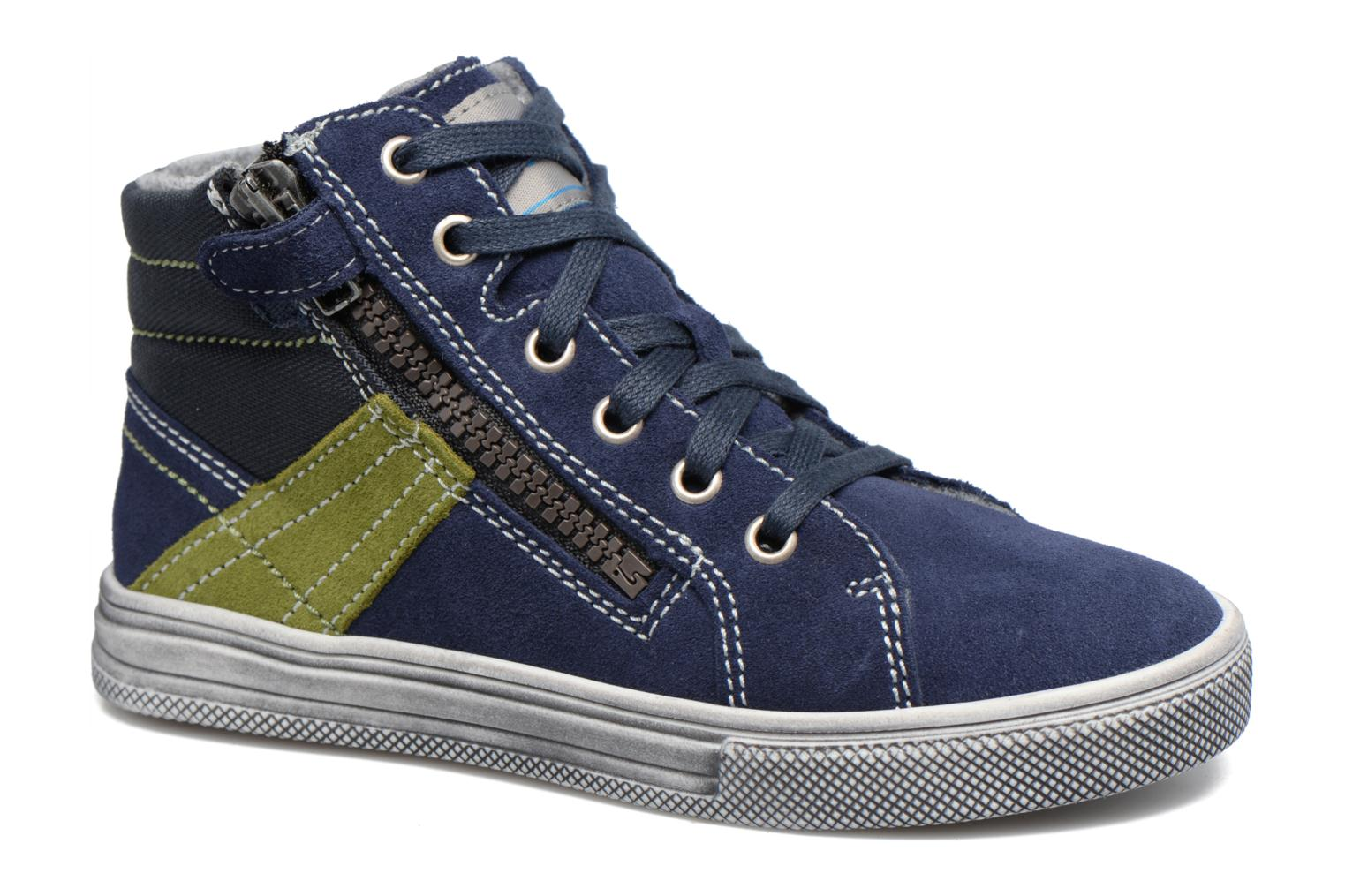Trainers Richter Ludvik Blue detailed view/ Pair view