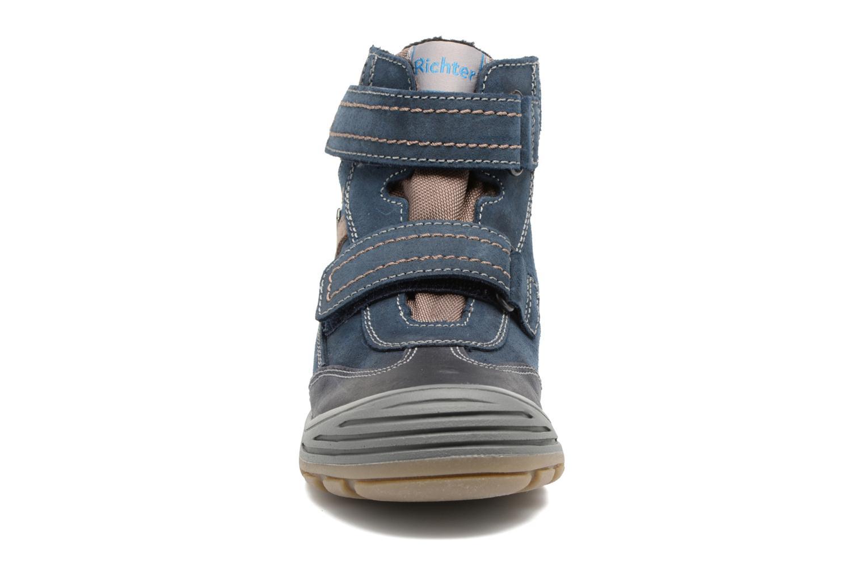 Sport shoes Richter Tomas Blue model view