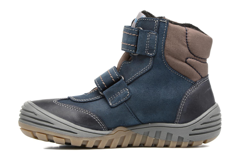Sport shoes Richter Tomas Blue front view