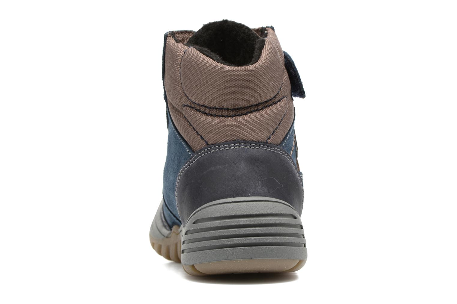 Sport shoes Richter Tomas Blue view from the right