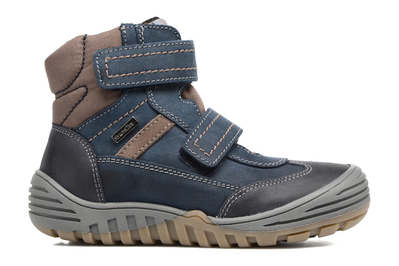 Sport shoes Richter Tomas Blue back view