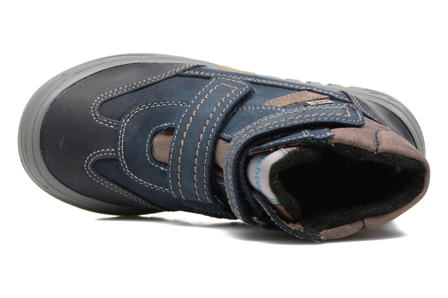 Sport shoes Richter Tomas Blue view from the left