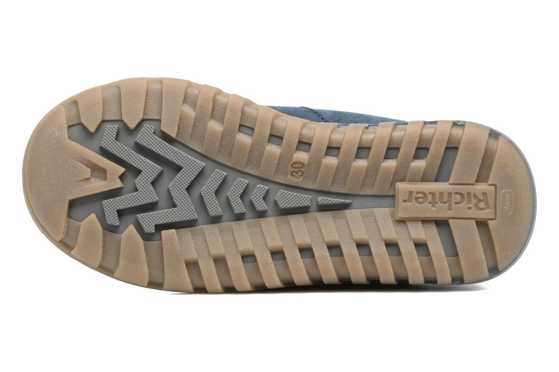 Chaussures de sport Richter Tomas Bleu vue haut