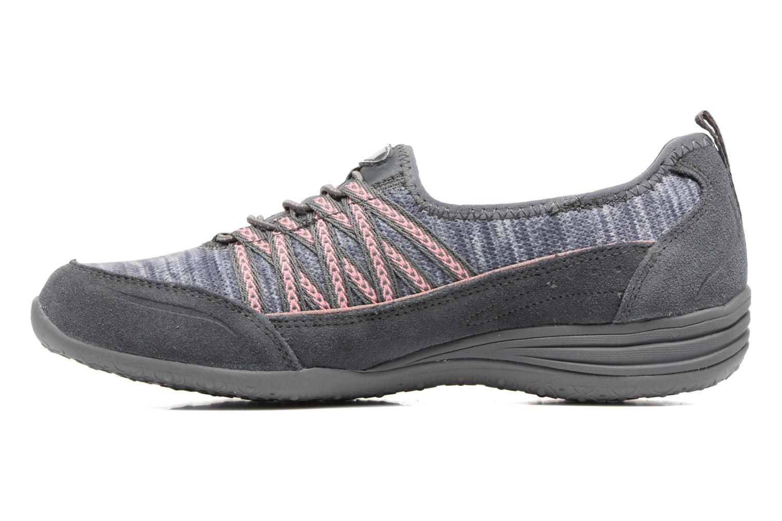 Trainers Skechers Unity Eternal Bliss Grey front view