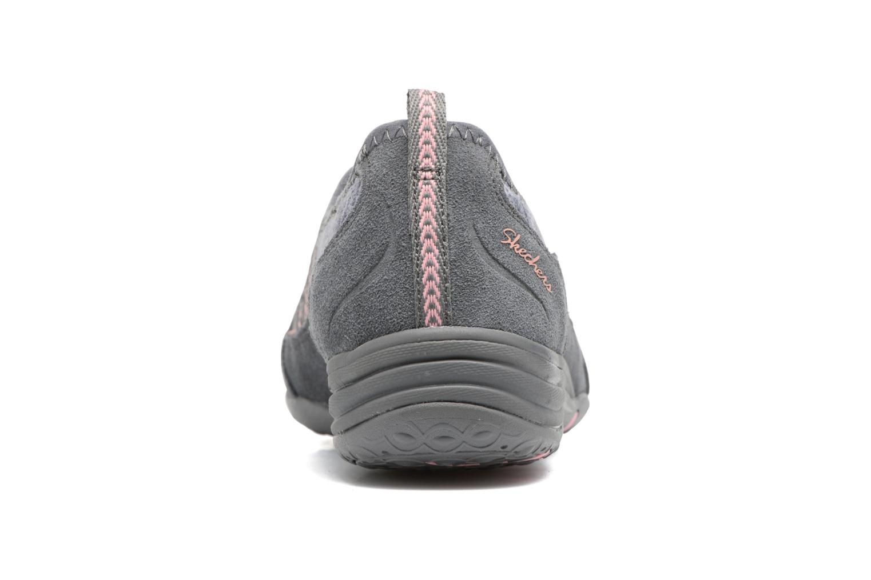 Sneaker Skechers Unity Eternal Bliss grau ansicht von rechts