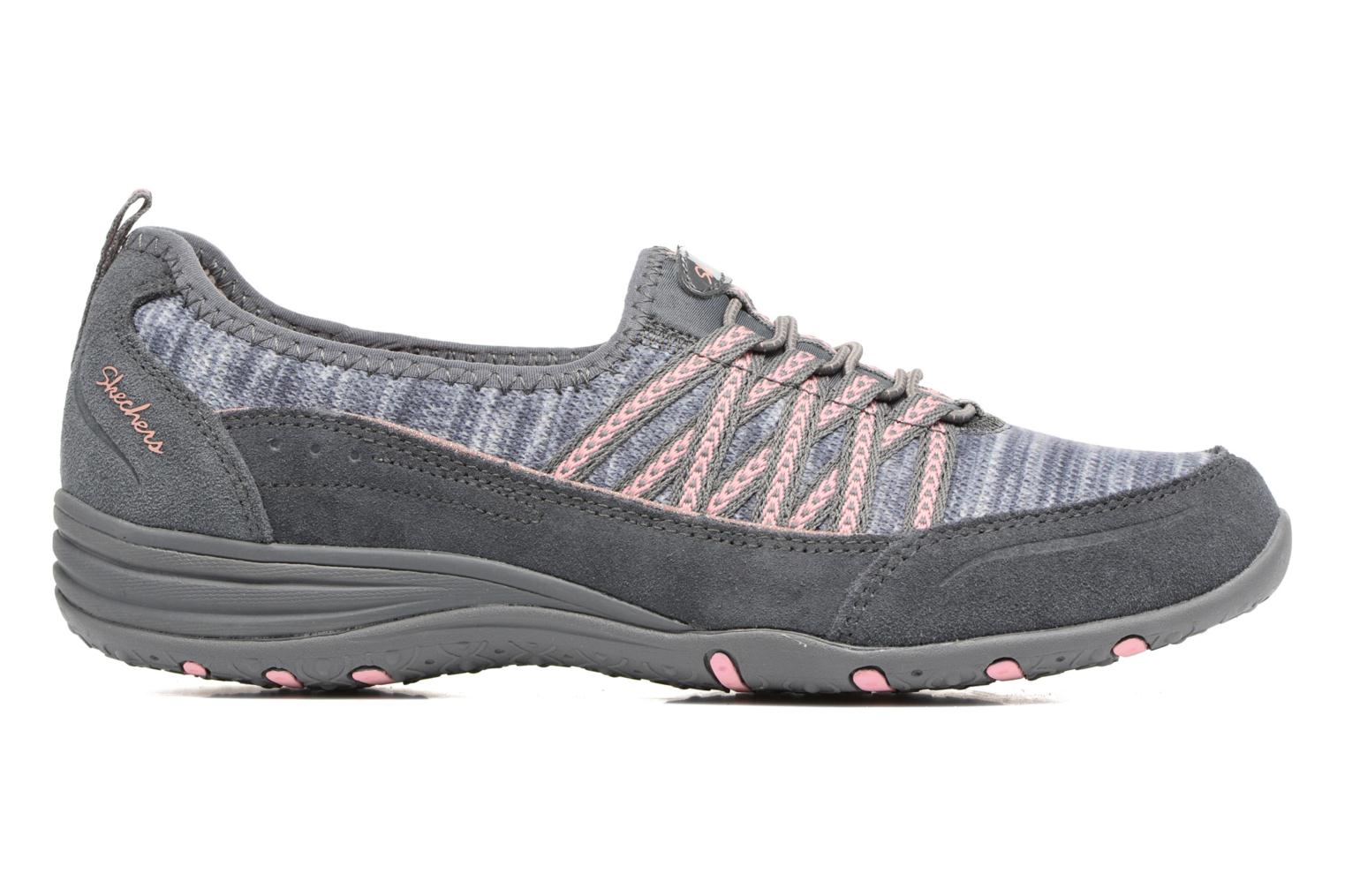 Trainers Skechers Unity Eternal Bliss Grey back view
